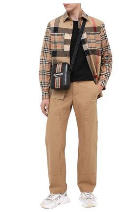 Мужская сумка thornton BURBERRY черного цвета, арт. 8030016 | Фото 2