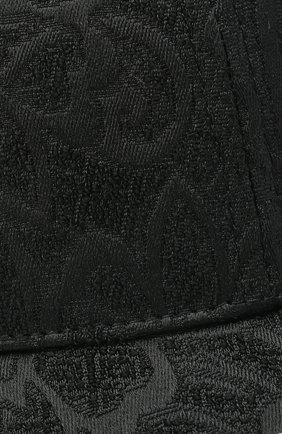 Мужской бейсболка DOLCE & GABBANA черного цвета, арт. GH590Z/FJRD7   Фото 3