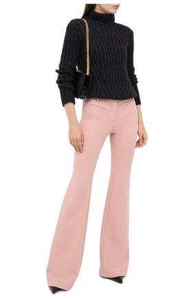 Женская свитер TOM FORD черного цвета, арт. MAK991-YAX261 | Фото 2