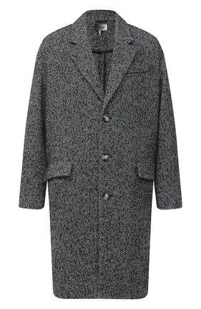 Мужской пальто ISABEL MARANT серого цвета, арт. MA0565-20A010H/STANT0N   Фото 1