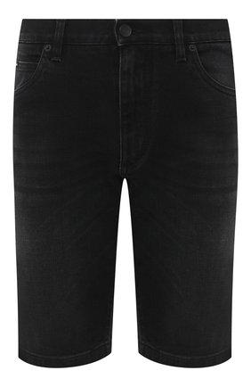 Мужские джинсовые шорты DOLCE & GABBANA черного цвета, арт. GY4JED/G8C02 | Фото 1