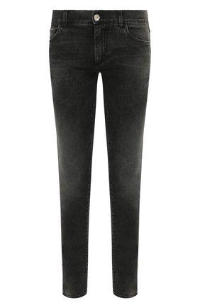 Мужские джинсы DOLCE & GABBANA серого цвета, арт. GY07LD/G8C07 | Фото 1