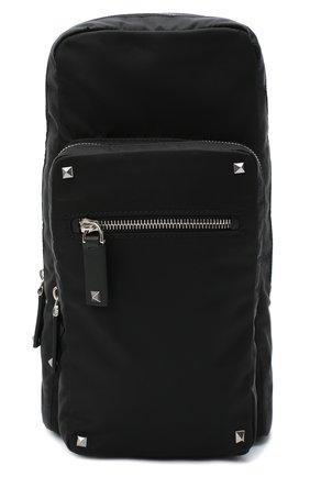 Текстильный рюкзак Valentino Garavani VLTN | Фото №1