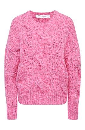 Женская свитер IRO розового цвета, арт. WP12BELAGA | Фото 1