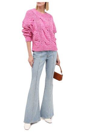 Женская свитер IRO розового цвета, арт. WP12BELAGA | Фото 2