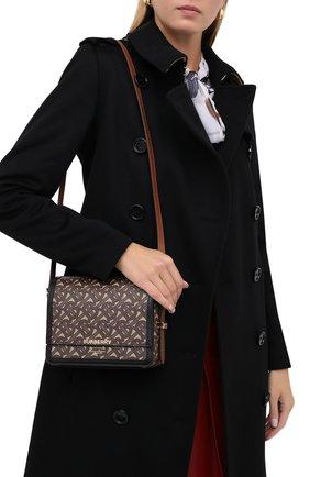 Женская сумка grace BURBERRY коричневого цвета, арт. 8031751 | Фото 2