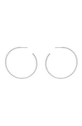 Женские серьги EXCLAIM серебряного цвета, арт. 042S3022E | Фото 1