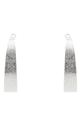 Женские серьги EXCLAIM серебряного цвета, арт. 042S3017E | Фото 1