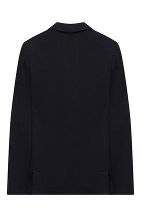 Детский пиджак DAL LAGO темно-синего цвета, арт. N035/8111/7-12 | Фото 2