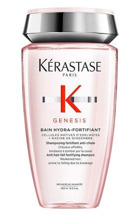 Увлажняющий шампунь-ванна для ослабленных и склонных к выпадению волос KERASTASE бесцветного цвета, арт. 3474636857814 | Фото 1