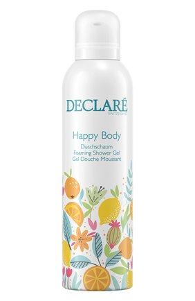 Женского гель-пена для душа happy body DECLARE бесцветного цвета, арт. 409 | Фото 1