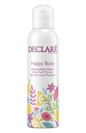 Женского мусс-уход для тела happy body DECLARE бесцветного цвета, арт. 410 | Фото 1