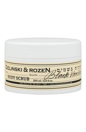 Женского скраб для тела vanilla blend ZIELINSKI&ROZEN бесцветного цвета, арт. 7290018419151 | Фото 1