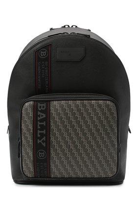 Мужской рюкзак sarkis BALLY черного цвета, арт. SARKIS.PBB/70 | Фото 1