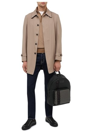 Мужской рюкзак sarkis BALLY черного цвета, арт. SARKIS.PBB/70 | Фото 2