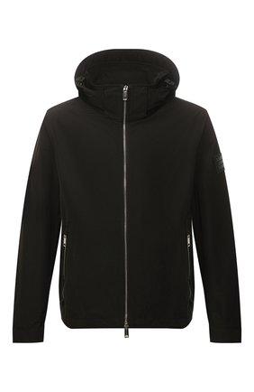 Мужская куртка BURBERRY черного цвета, арт. 8014363 | Фото 1