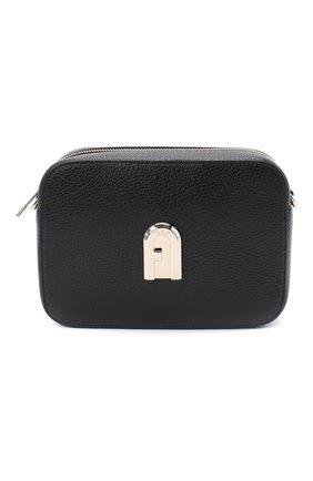 Женская сумка sleek mini FURLA черного цвета, арт. BARXABR/HSF000 | Фото 1