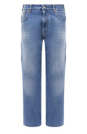 Женские джинсы MM6 голубого цвета, арт. S52LA0137/S30460 | Фото 1