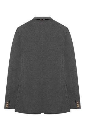 Детский пиджак DAL LAGO серого цвета, арт. N035M/8111/17/L-18/XL | Фото 2