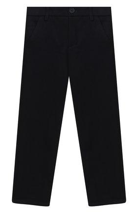 Детские брюки ALETTA синего цвета, арт. AM000594R/4A-8A | Фото 1