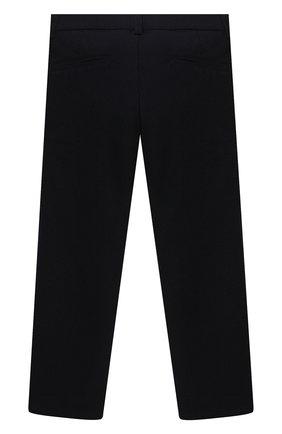 Детские брюки ALETTA синего цвета, арт. AM000594R/4A-8A | Фото 2