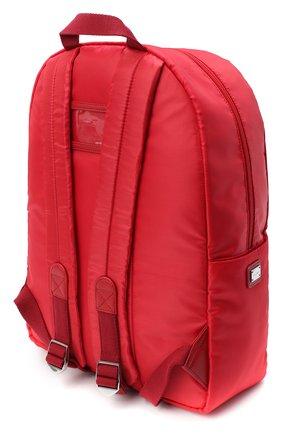 Детская рюкзак DOLCE & GABBANA красного цвета, арт. EB0224/AE172 | Фото 2