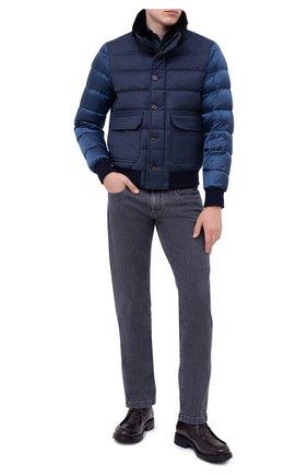 Мужской кожаные дерби ALEXANDER HOTTO коричневого цвета, арт. 58033/CANDY | Фото 2