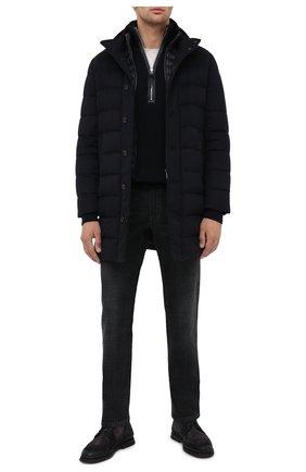 Мужские замшевые ботинки ALEXANDER HOTTO темно-серого цвета, арт. 58045/T0M/SENS0RY | Фото 2