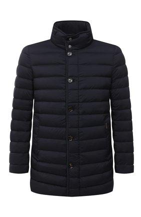 Мужская пуховая куртка grecale-s3 MOORER темно-синего цвета, арт. GRECALE-S3/A20M520REFL | Фото 1