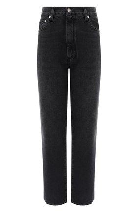 Женские джинсы AGOLDE серого цвета, арт. A095B-1157   Фото 1