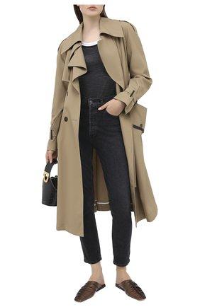 Женские джинсы AGOLDE серого цвета, арт. A093B-1084   Фото 2