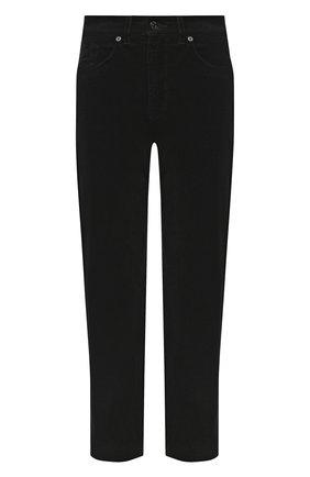 Женские джинсы 7 FOR ALL MANKIND черного цвета, арт. JSA7V640BL | Фото 1