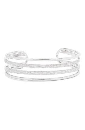 Женский браслет EXCLAIM серебряного цвета, арт. 042S3185B | Фото 1