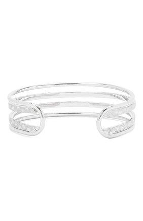 Женский браслет EXCLAIM серебряного цвета, арт. 042S3185B | Фото 2