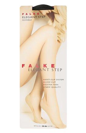 Женские подследники elegant step FALKE светло-бежевого цвета, арт. 44015 | Фото 1