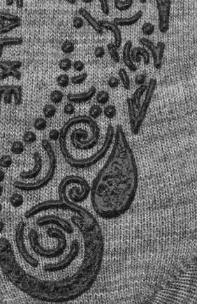Женские подследники ballerina FALKE серого цвета, арт. 46270   Фото 2
