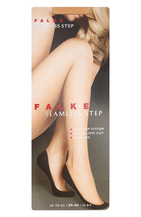 Женские подследники seamless step FALKE бежевого цвета, арт. 44033 | Фото 1