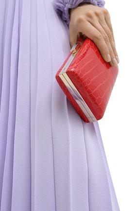 Женский клатч valentino garavani carry secrets VALENTINO красного цвета, арт. UW2B0175/C0D/AMIS | Фото 2