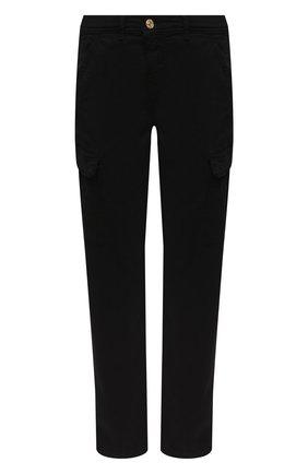 Женские брюки 7 FOR ALL MANKIND черного цвета, арт. JSL3X190BL | Фото 1