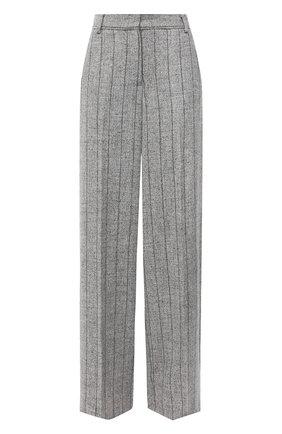 Женские брюки LORENA ANTONIAZZI серого цвета, арт. A2031PA002/3299   Фото 1