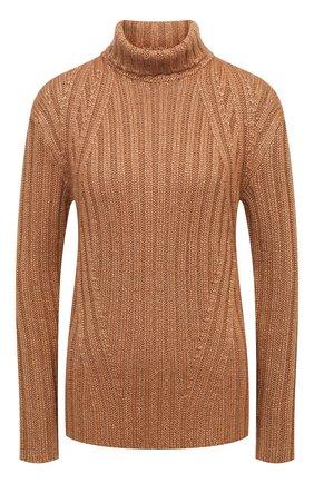 Женская свитер TOM FORD бежевого цвета, арт. MAK1020-YAX261 | Фото 1