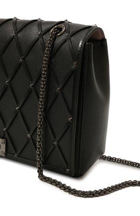 Женская сумка valentino garavani beehive VALENTINO черного цвета, арт. UW2B0H40/HZV | Фото 2