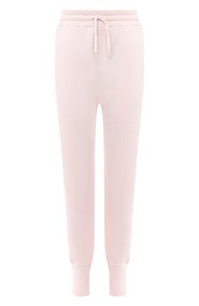 Женские джоггеры из кашемира и шелка JIL SANDER розового цвета, арт. JPPR751502-WRY11028 | Фото 1