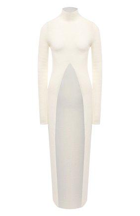 Женская свитер JIL SANDER белого цвета, арт. JSPR751052-WRY19028 | Фото 1