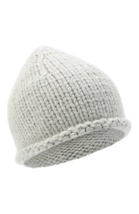 Женский шерстяная шапка JIL SANDER серого цвета, арт. JSPR751166-WRY21188 | Фото 1