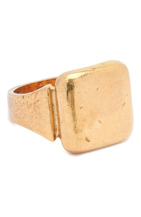 Женское кольцо BOTTEGA VENETA золотого цвета, арт. 576454/VAHU0 | Фото 1