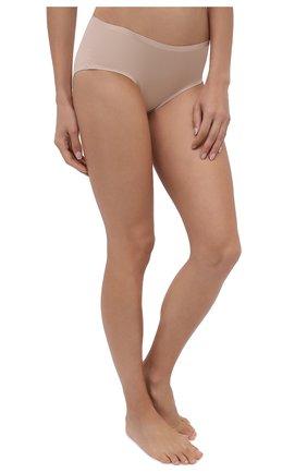 Женские трусы-шорты CHANTELLE бежевого цвета, арт. C26440 | Фото 2