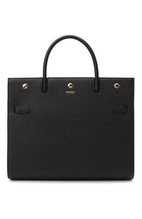 Женская сумка title BURBERRY черного цвета, арт. 8024690 | Фото 1