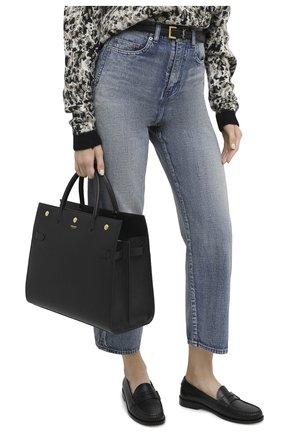 Женская сумка title BURBERRY черного цвета, арт. 8024690 | Фото 2