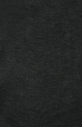 Мужские хлопковые носки BRIONI серого цвета, арт. 0VMC00/P9Z02 | Фото 2 (Материал внешний: Хлопок; Кросс-КТ: бельё)